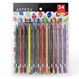 Arteza Woodless Watercolor Pencils set of 24