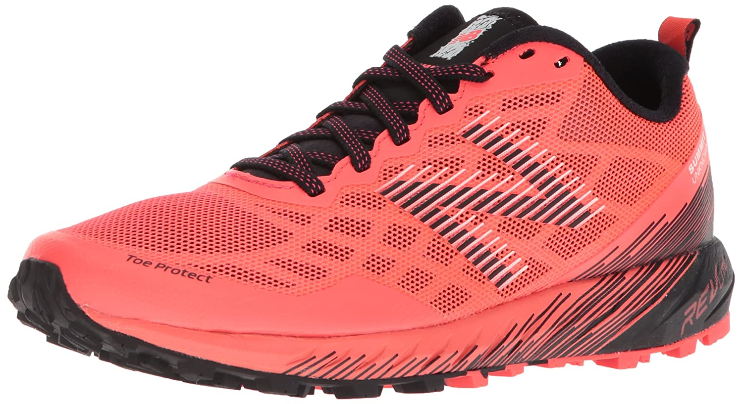 New Balance Women's Summit Unknown Trail Running Shoe B0751Q8LRB 5 D US|Pink/Black
