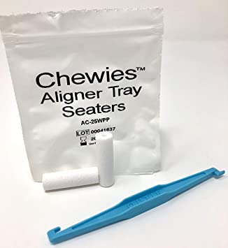 Outie Invisalign Retainer Remover Tool & Aligner Chewies