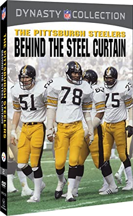 Captivating NFL: Pittsburgh Steelers   Behind The Steel Curtain