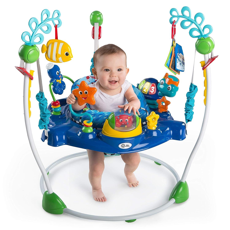 d25da7822 Amazon.com   Baby Einstein Neptune s Ocean Discovery Jumper   Baby