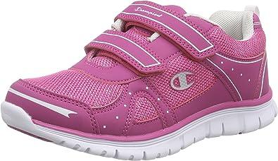 Champion Low Cut Shoe SHELLY 2 G PS - Zapatillas de running Niñas, color Rosa (Vivid Viola 3528), talla 32: Amazon.es: Zapatos y complementos