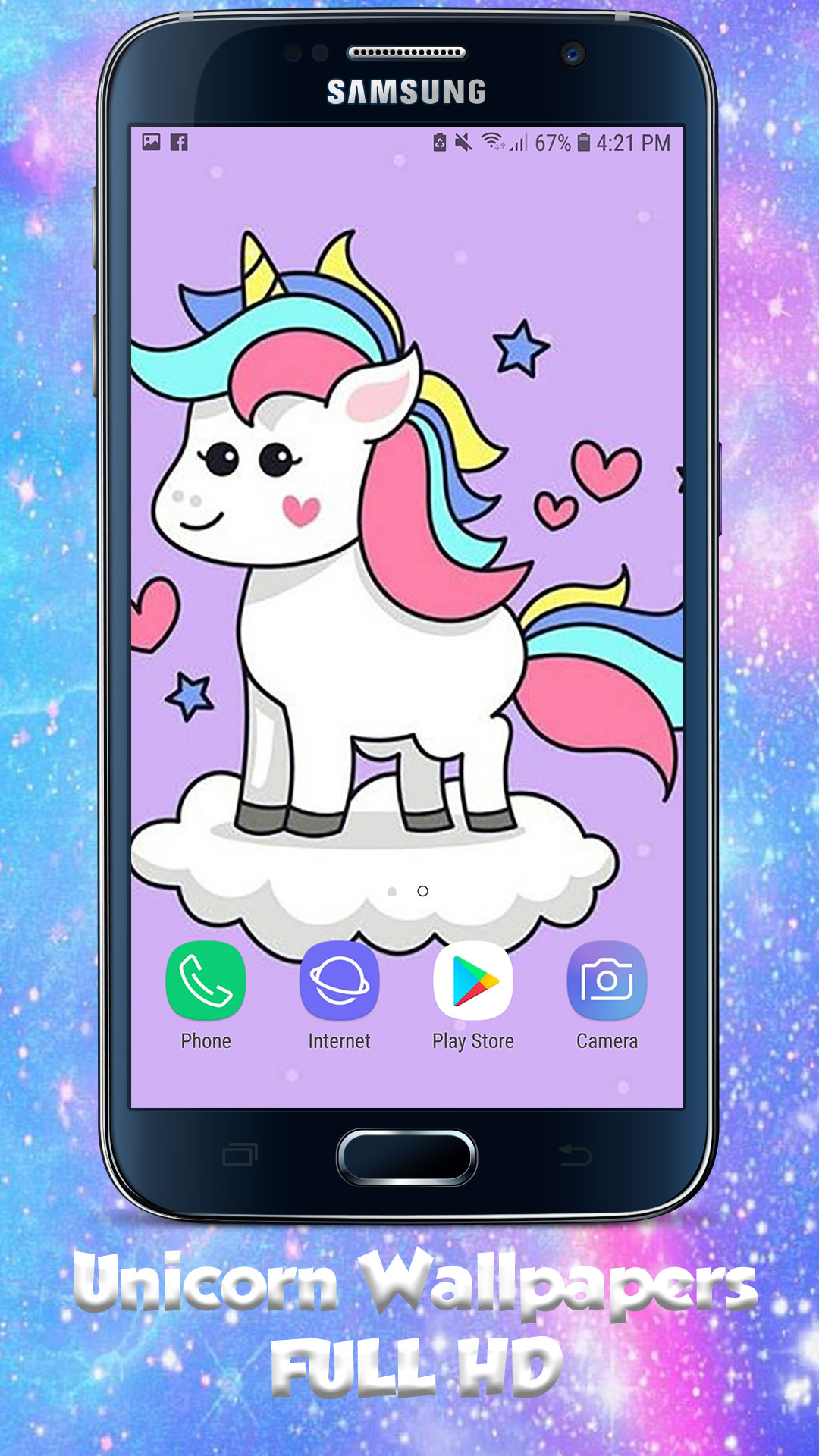 Amazon Com Amazing Kawaii Unicorns Evolution Wallpapers Free And Full Hd Unicorn Backgrounds 2019 Appstore For Android