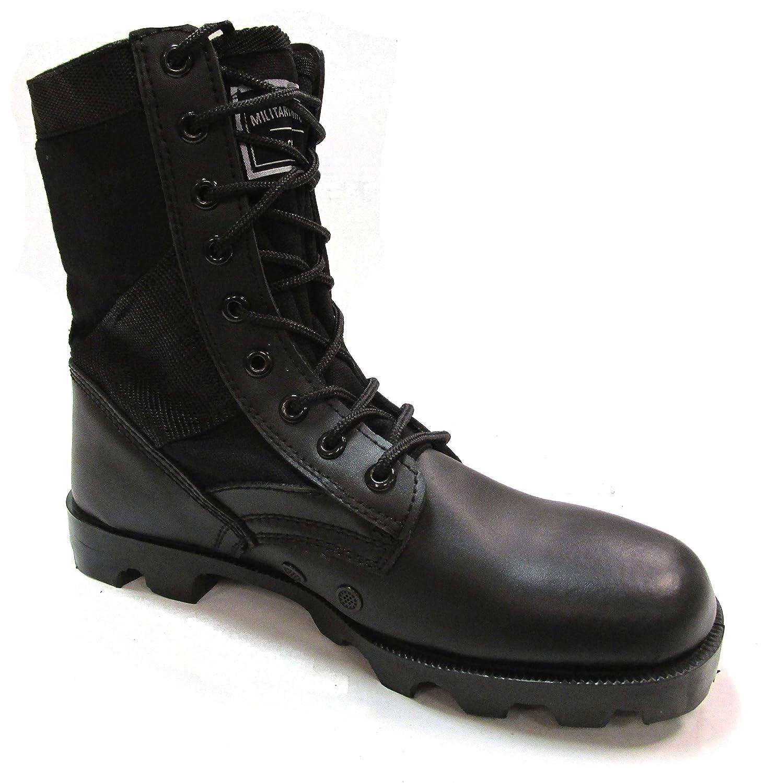 Military Uniform Supply Black Jungle Boots - Men's Combat Boots