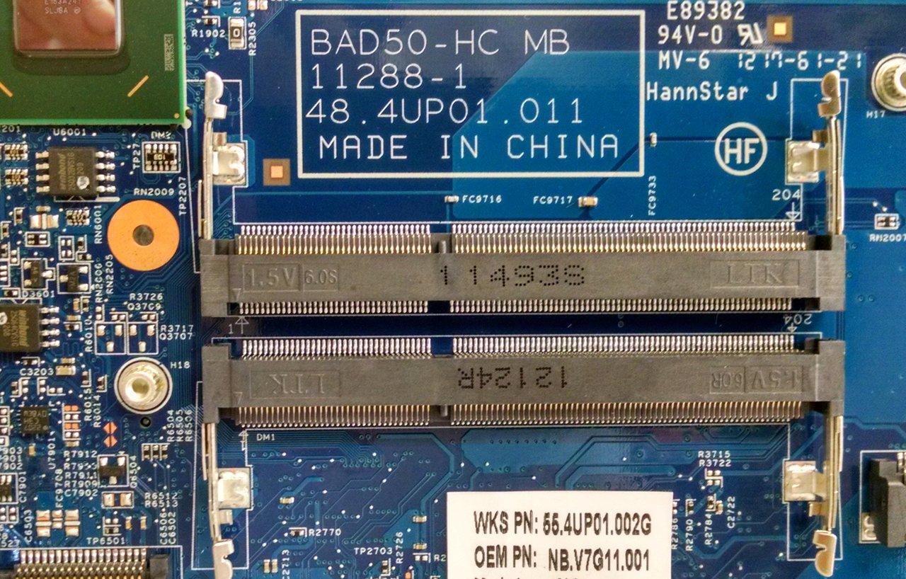 Acer TravelMate P653-V Notebook Motherboard i5 QM77 NB.V7G11.001 TMP653