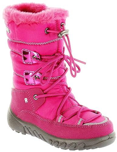 Fuchsia Kinder Sympatex Warm 5157 3501 241 Mädchen Schuhe Richter Husky Wms Pink Winter Stiefel L34jA5R