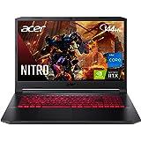 "Acer Nitro 5 AN517-54-77KG Gaming Laptop | Intel Core i7-11800H | NVIDIA GeForce RTX 3050Ti Laptop GPU | 17.3"" FHD 144Hz IPS"