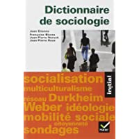 Dictionnaire de sociologie edit.2004