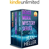 Deuce Mora Mystery Series Vol. 1-3