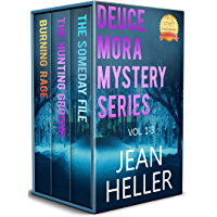 Deuce Mora Mystery Series Vol. 1-3 (English Edition)