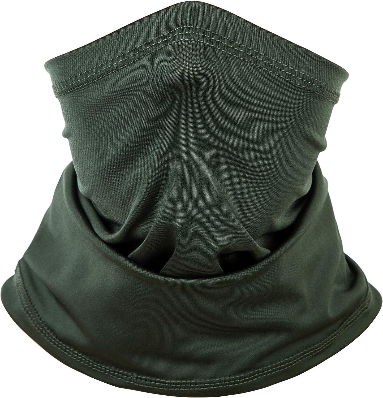 Multifunctional Neck Headwear Face Mask 12 in 1 Bike Motorcycle Hiking dust-Proof Anti-Spray for Women Men Face Scarf Bandana