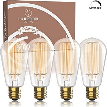 best Hudson Lighting Exposed Filament reviews