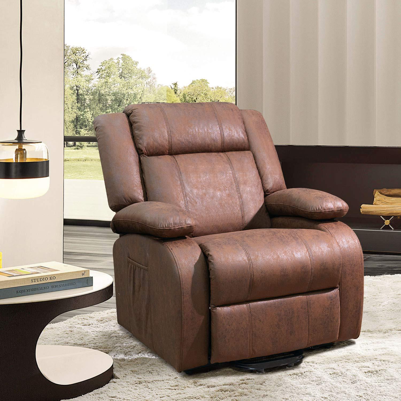 Amazon.com: Homall Power - Silla reclinable con masaje para ...