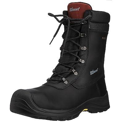Mens Boulder S3 Safety Boots Black AMG011 8 UKGrisport SXWszyCkgc