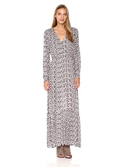 Eci New York Women S Printed Maxi Dress At Amazon Women S Clothing