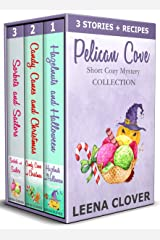 Pelican Cove Short Cozy Mystery Collection: Cozy Mysteries with Recipes Kindle Edition