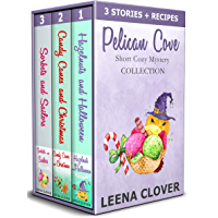 Pelican Cove Short Cozy Mystery Collection: Cozy Mysteries with Recipes (English Edition)