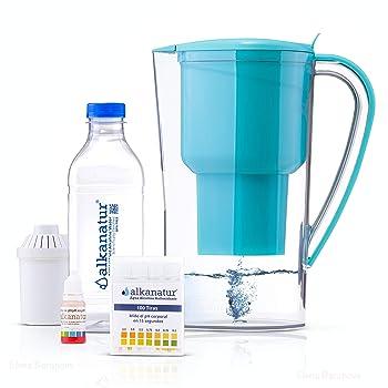 Alkanatur 105 Gallons Alkaline Water Pitcher