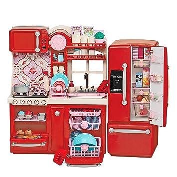 Amazon.com: Our Generation Gourmet Kitchen: Toys & Games