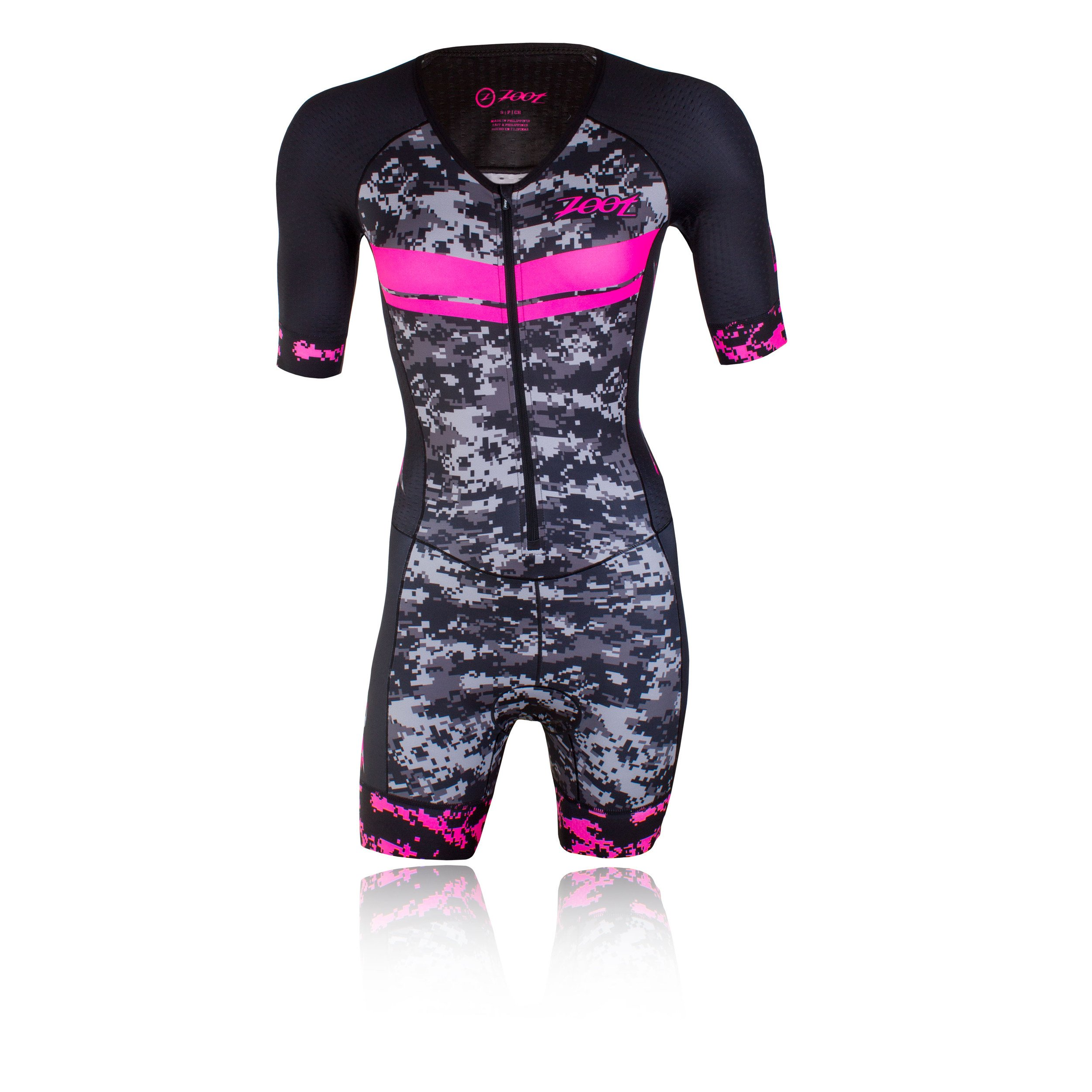Zoot Women's TRI LTD Racesuit - SS17 - Large - Black