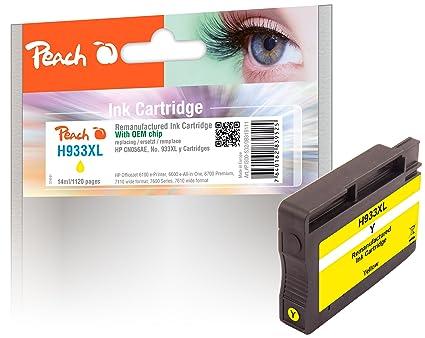 Peach 319111 Cartucho de Tinta - Cartucho de Tinta para impresoras ...