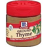 McCormick Ground Thyme, 0.7 oz
