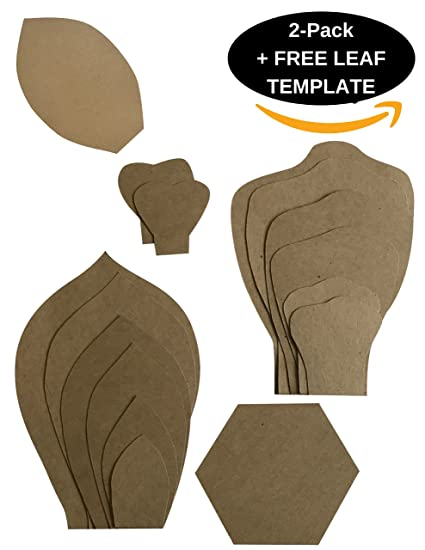 Amazon paper flower template kit make your own paper flowers paper flower template kit make your own paper flowers paper flowers decorations for wall mightylinksfo