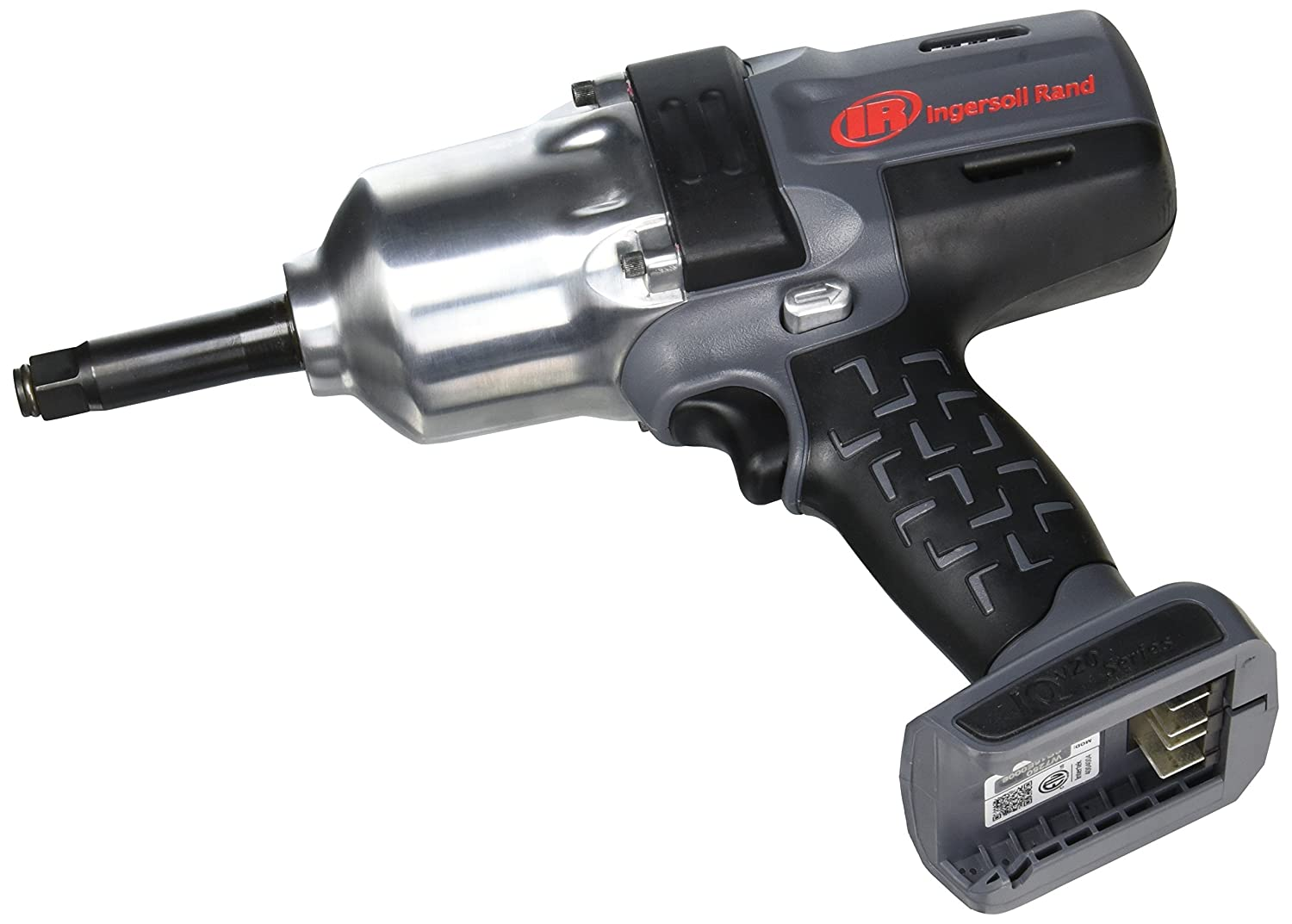 Ingersoll Rand W7250-K1 1/2-Inch High-Torque 2-Inch Extended Anvil Impactool, Charger, 1 Li-ion Battery and Case Kit
