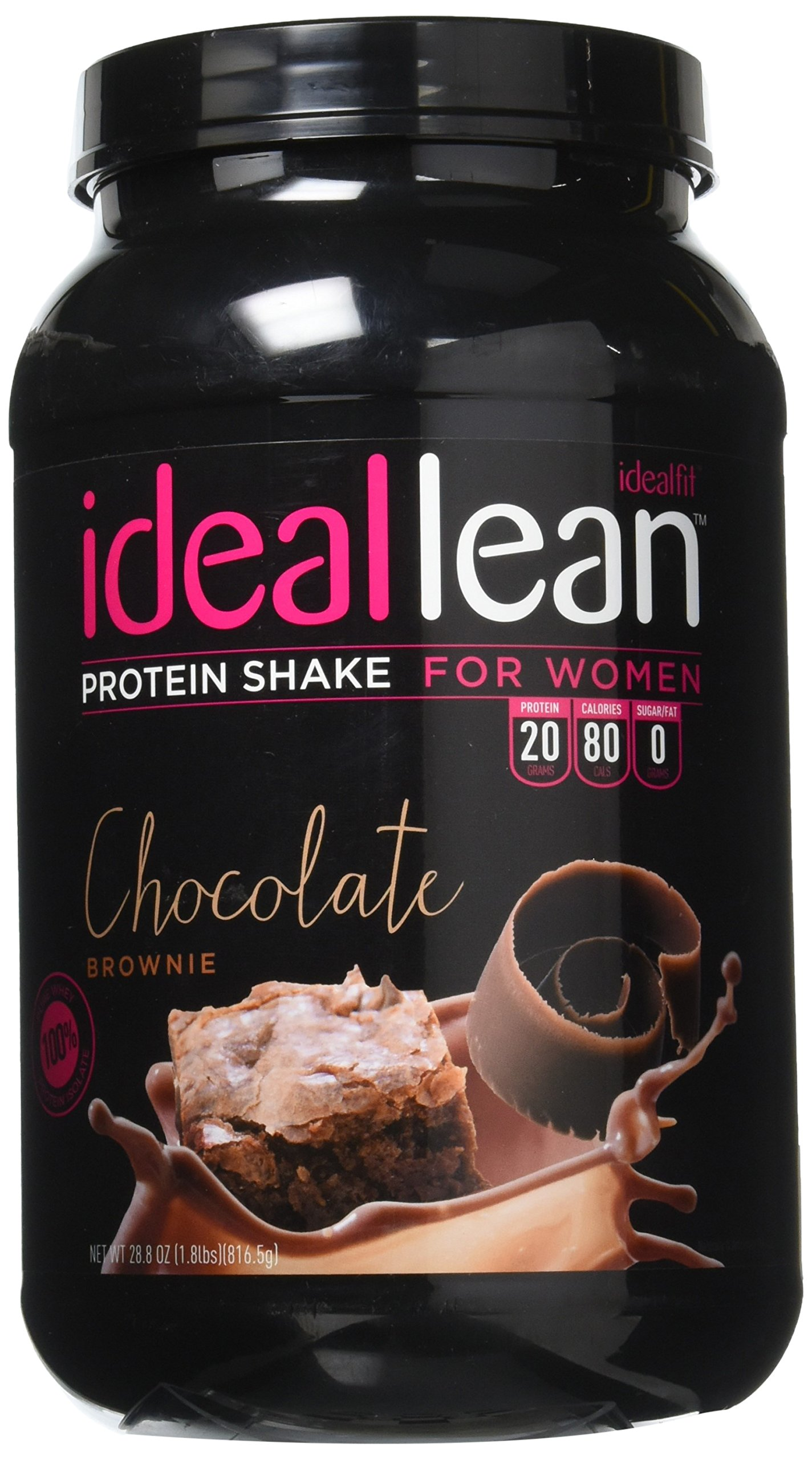 Amazon.com : IdealRaw, Organic Protein Shake, Plant Based Protein Powder, Chocolate, 30 Servings