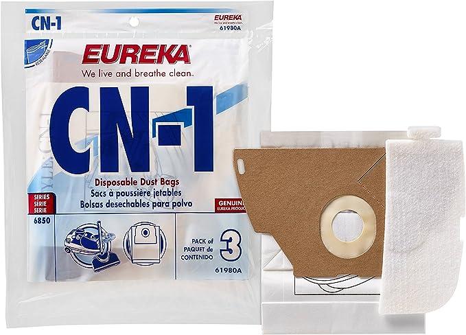 GE Canister CN-2 Vacuum Cleaner Bags E-61990 Eureka