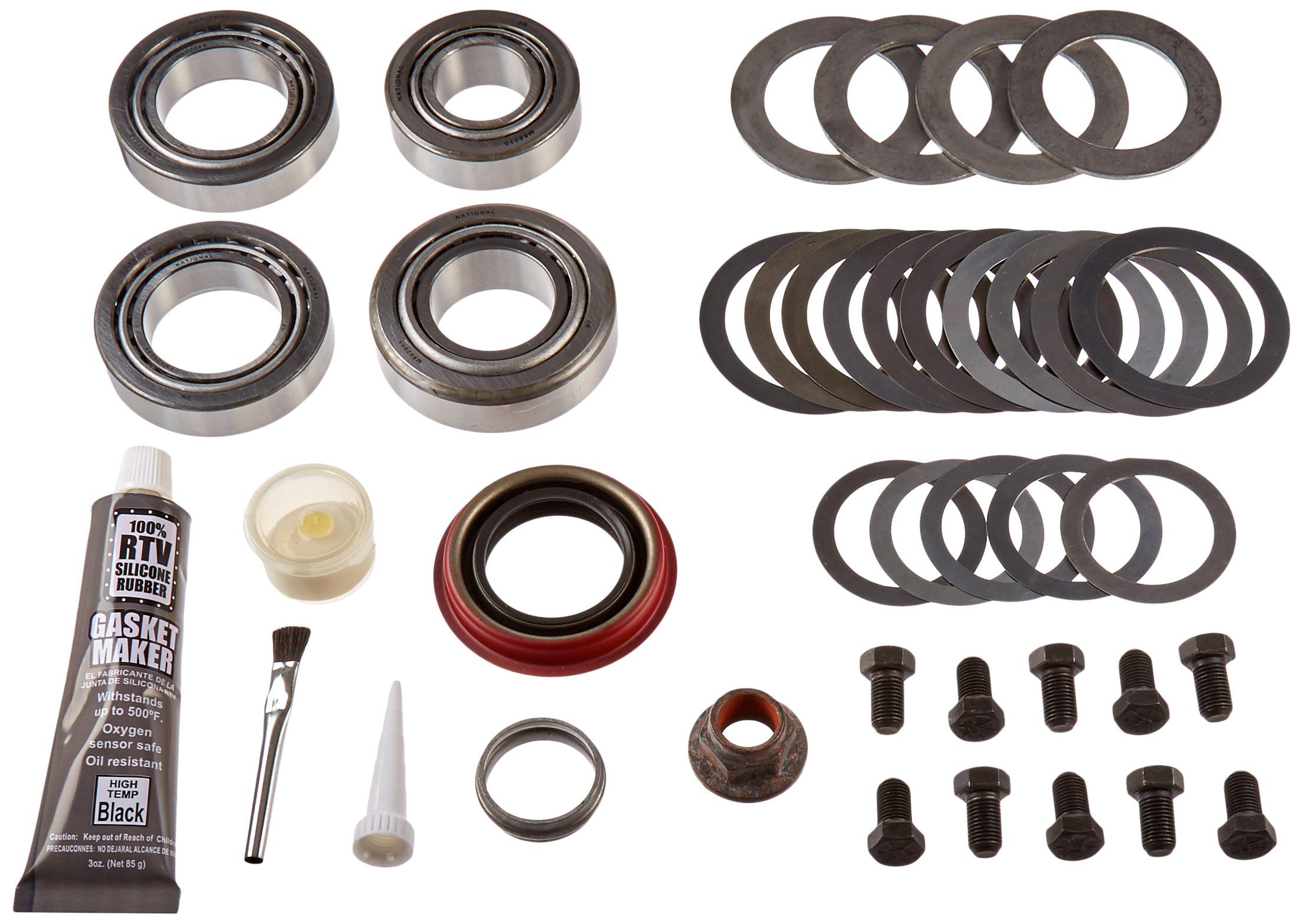 National RA311MK Axle Oil Seal/Bearing Kit