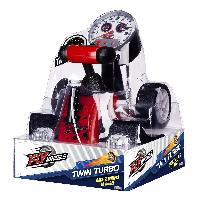 Fly Wheels Twin Turbo Launcher