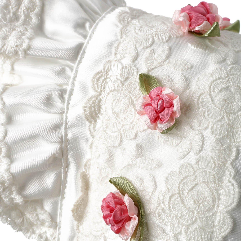 Hanakimi Girls Handmade Flower Kids Bonnet JM1007