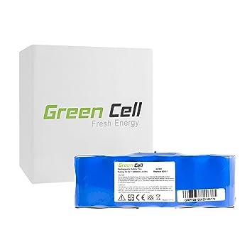 Green Cell® Batería para iRobot Roomba 615 620 630 631 650 651 660 765 765 Pet Akumulator X Life (Ni-MH Celdas 3000mAh 14.4V): Amazon.es: Hogar
