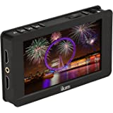 "Ikan 5"" 4K Support HDMI On-Camera Field Monitor with Touch Screen, Black (DH5e)"