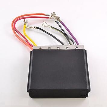 Voltage Regulator Rectifier LR505 for Polaris Freedom 3-Pass  Euro/Genesis/Virage TX 2000-2004 | OEM Repl # 4010304/4010648