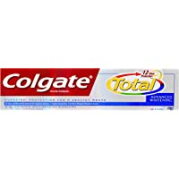 Colgate Total Advanced Whitening Fluoride Toothpaste 12H antibacterial protection 190g
