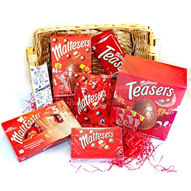 The maltesers lovers easter gift basket by moreton gifts amazon the maltesers lovers easter gift basket by moreton gifts negle Gallery