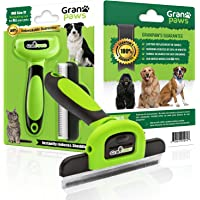 Pet Grooming Supplies Deshedding Tool for All Large & Small Dogs, Cats and Pets. Rabbits to Horses with Short to Long Hair. Dramatically Reduce Shedding and Your Pet Care Time.