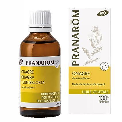 Pranarm Onager Vegetable Oil 100% Organic by Pranarom