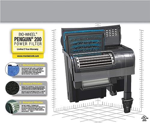 Marineland-penguin-bio-wheel-power-filter