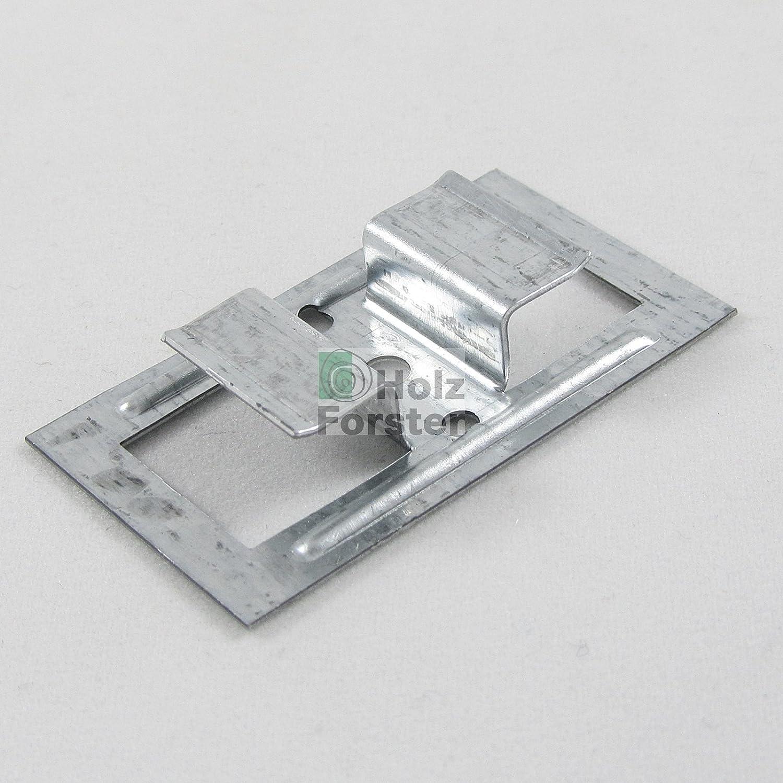 FRÜ H Nut-Nut-Profil Schraubhaken 5x10mm E10SKSB, 100 Stü ck Früh-Schnellbautechnik