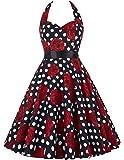 Yafex Women's Empire Dress