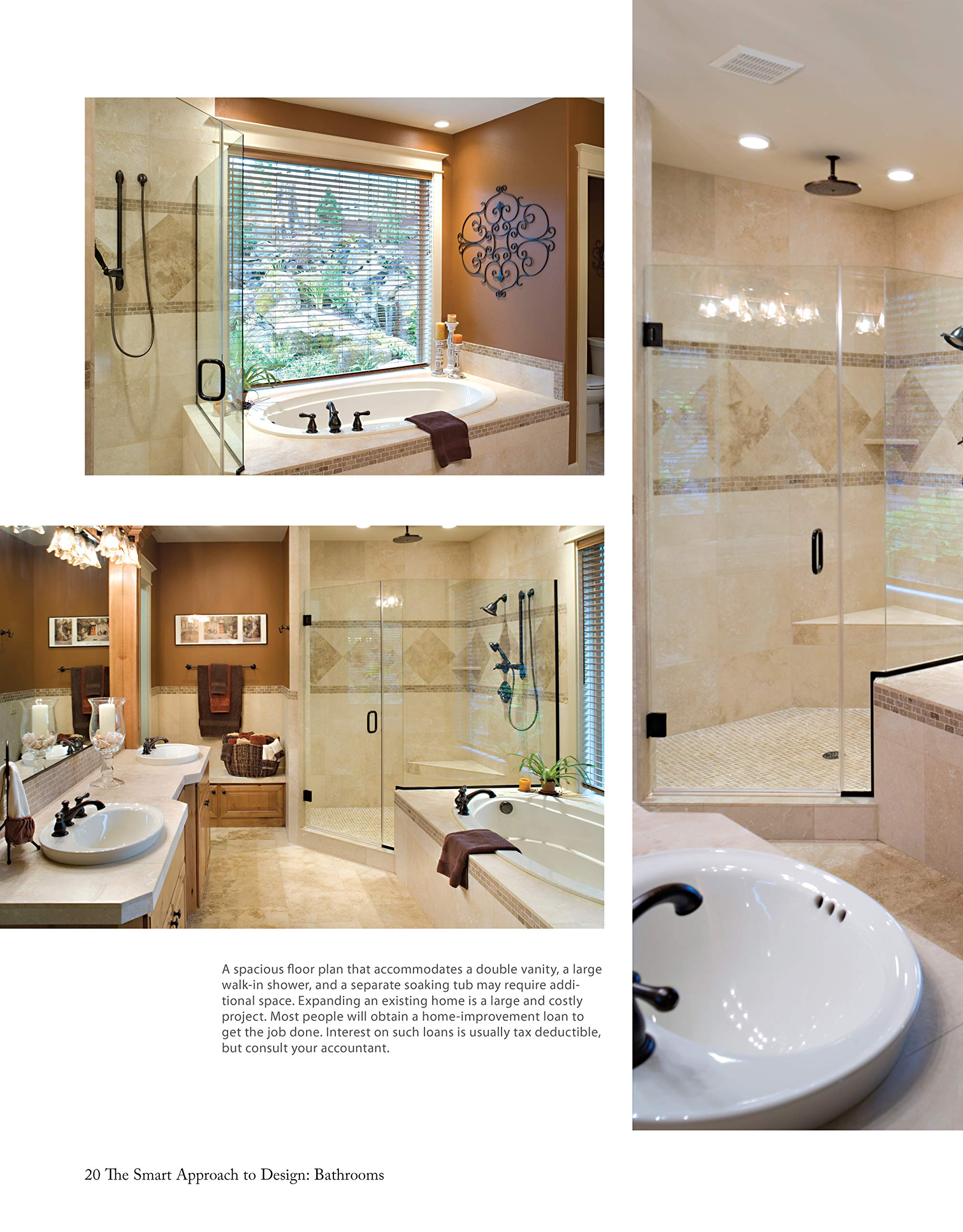Bathrooms Revised Updated 2nd Edition Complete Design Ideas To Modernize Your Bathroom Creative Homeowner 350 Photos Plan Every Aspect Of Your Dream Project Smart Approach To Design Editors Of Creative Homeowner