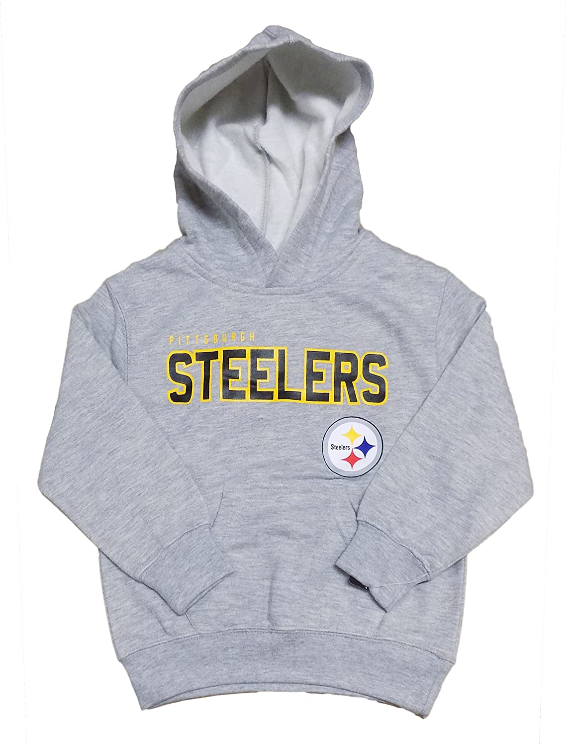 info for 12d07 1680b Amazon.com: Pittsburgh Steelers Gray Kids Boys