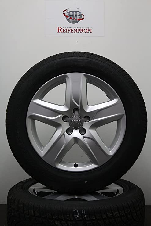 Original Audi A6 4 G C7 Allroad 4 g9601025 C Invierno ruedas 18 pulgadas 212 de