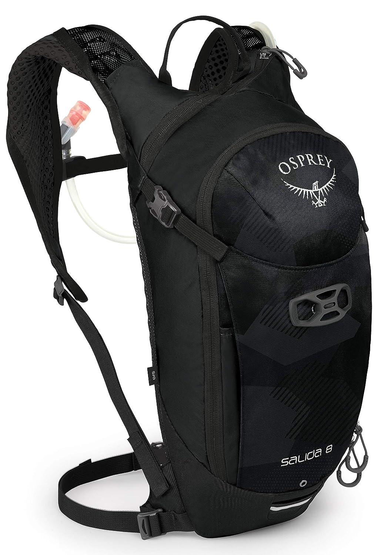 Osprey Packs Salida 8 Women's Hydration Pack Black Cloud 10001790