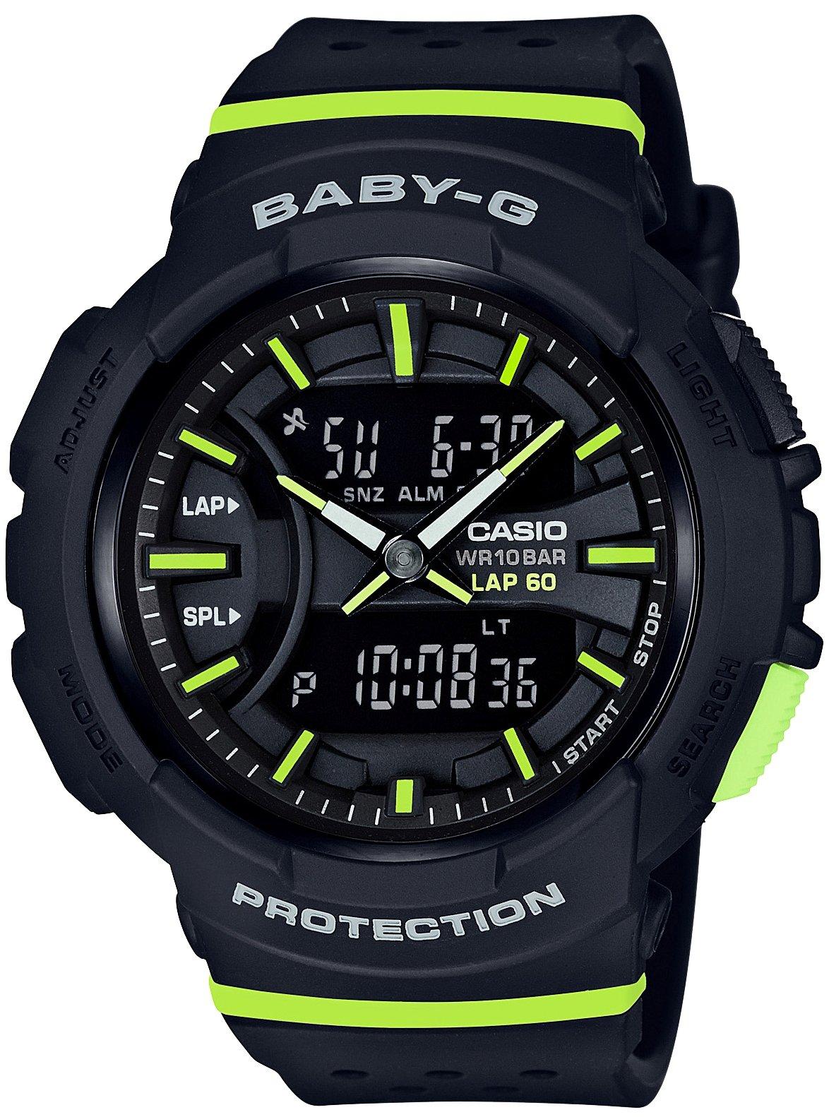 CASIO BABY-G for Running BGA-240-1A2JF Womens