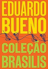 Box Coleção Brasilis: 4 livros – A viagem do descobrimento; Náufragos, traficantes e degredados; Capitães do Brasil e A coroa