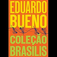Box Coleção Brasilis: 4 livros – A viagem do descobrimento; Náufragos, traficantes e degredados; Capitães do Brasil e A…